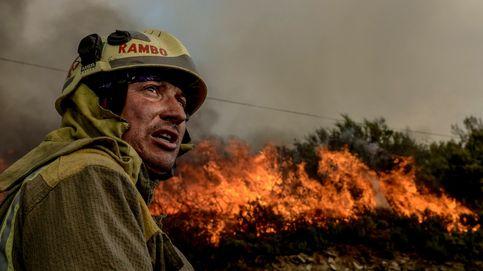 La ola de calor eleva el nivel de riesgo por incendios al más alto de los últimos 30 años