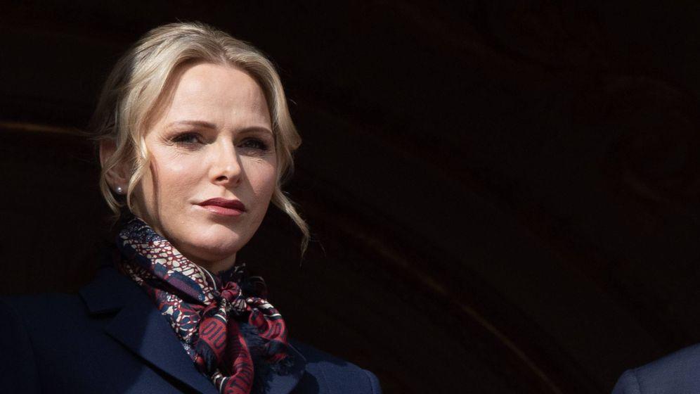 Foto: Charlène de Mónaco, en una imagen de archivo. (Getty)