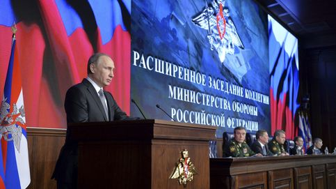 Putin anuncia que está armando a rebeldes del Ejército Libre Sirio