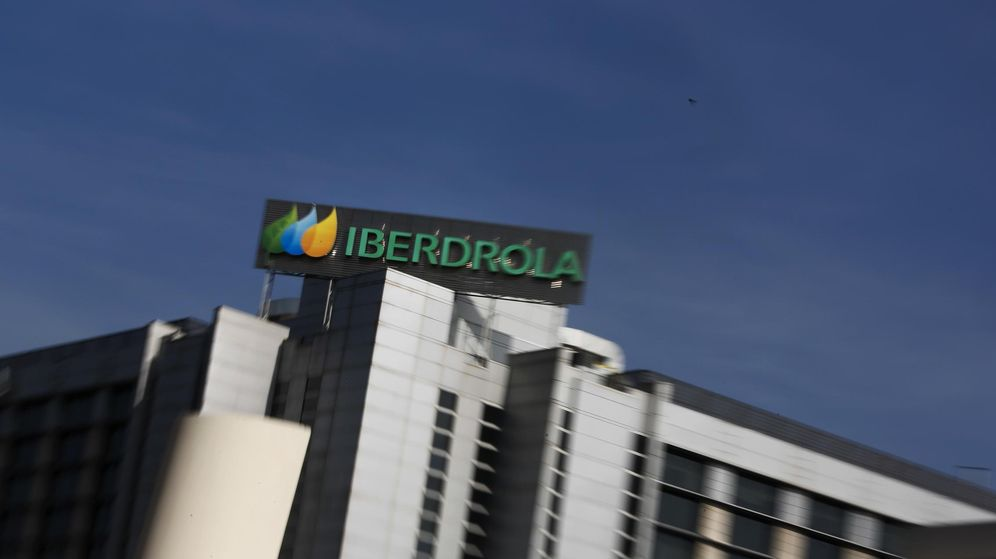 Foto: Logo de Iberdrola.