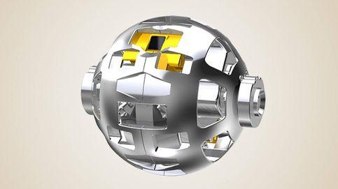 El 'minirover' que nos ayudará a crear los futuros transportes lunares