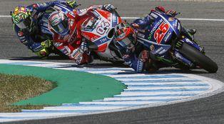 MotoGP 2017, un 'thriller' sobre los neumáticos