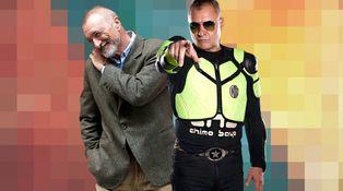 El zasca 'bakala' de Chimo Bayo a Arturo Pérez-Reverte