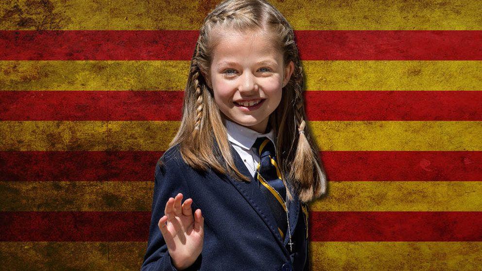 El 'otro' debate catalán: la infanta Leonor o el tío abuelo de Pilar Rahola