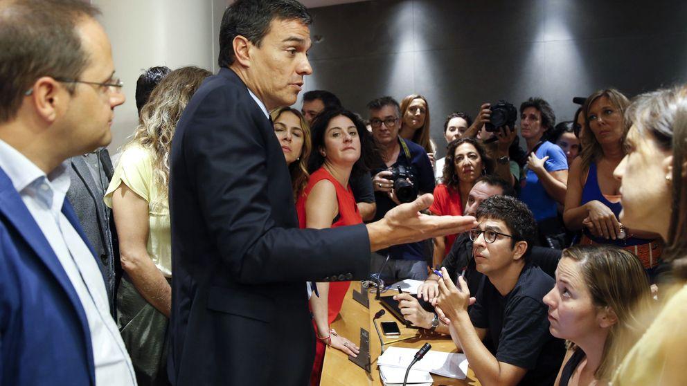 El mercado apuesta por la abstención de Sánchez en la investidura de Rajoy
