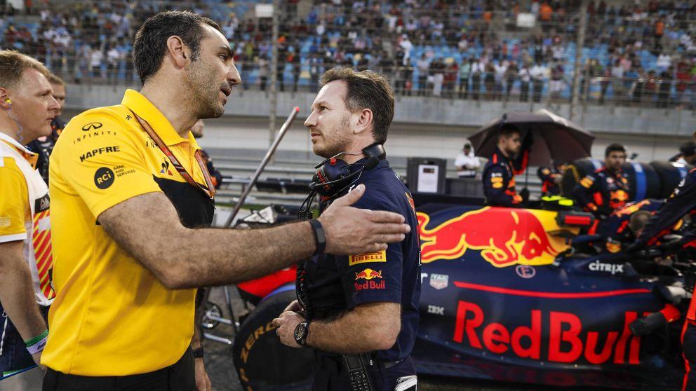 El duelo de puñaladas por la espalda en Fórmula 1 entre Red Bull y Renault