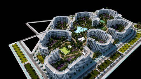 La mayor urbanización española: pista de 'running', piscina olímpica y 4.000 vecinos