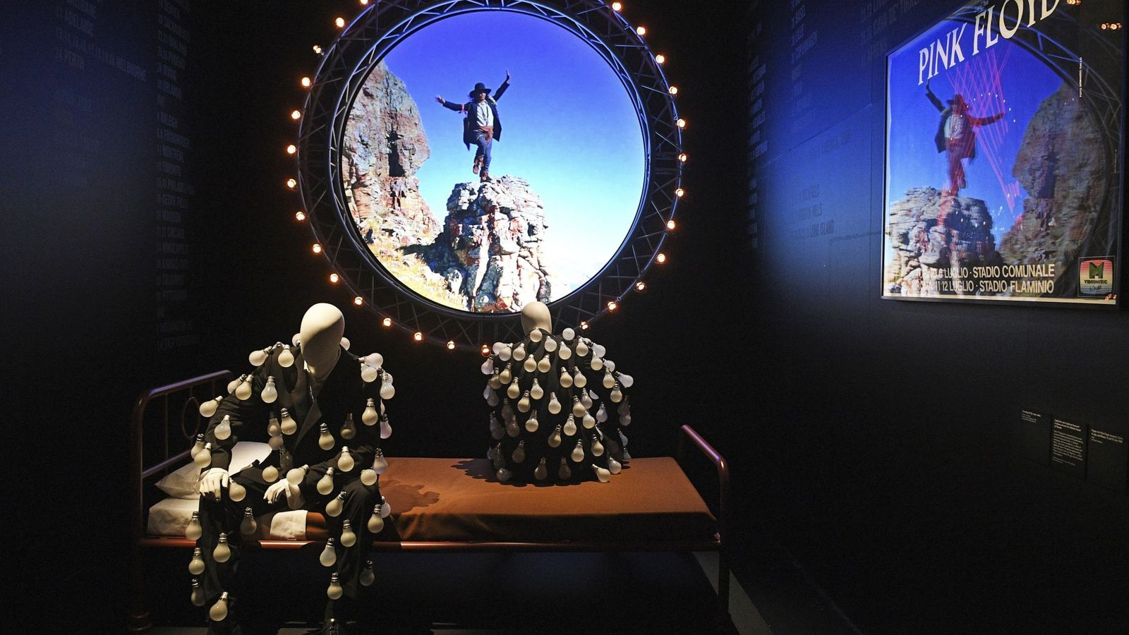 Exposiciones Llega A Madrid La Gran Exposición Sobre Pink Floyd