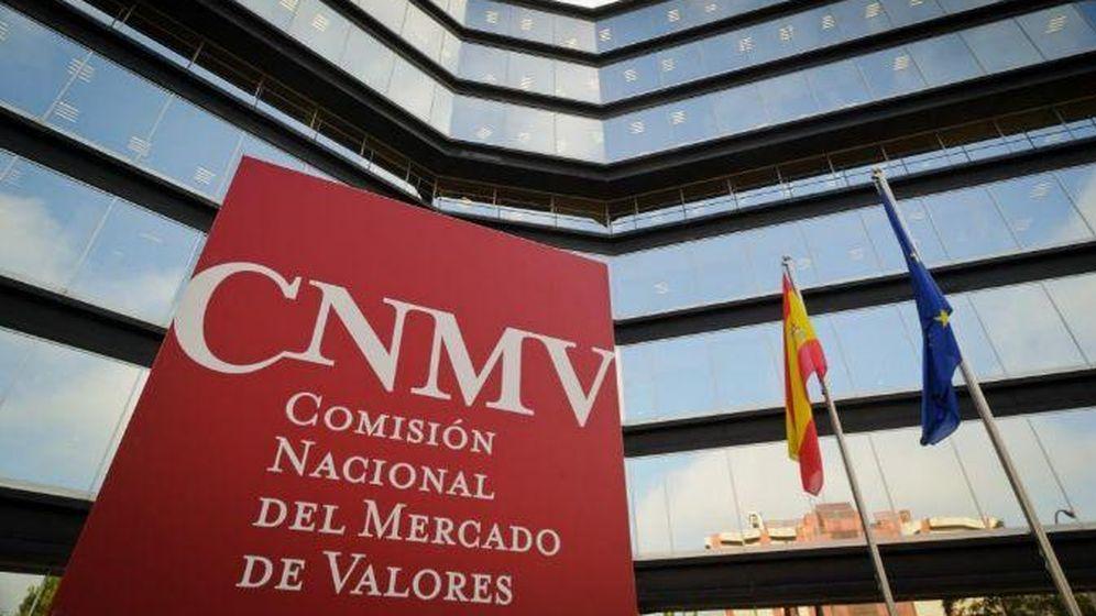 Foto: La sede de la CNMV. (EFE)
