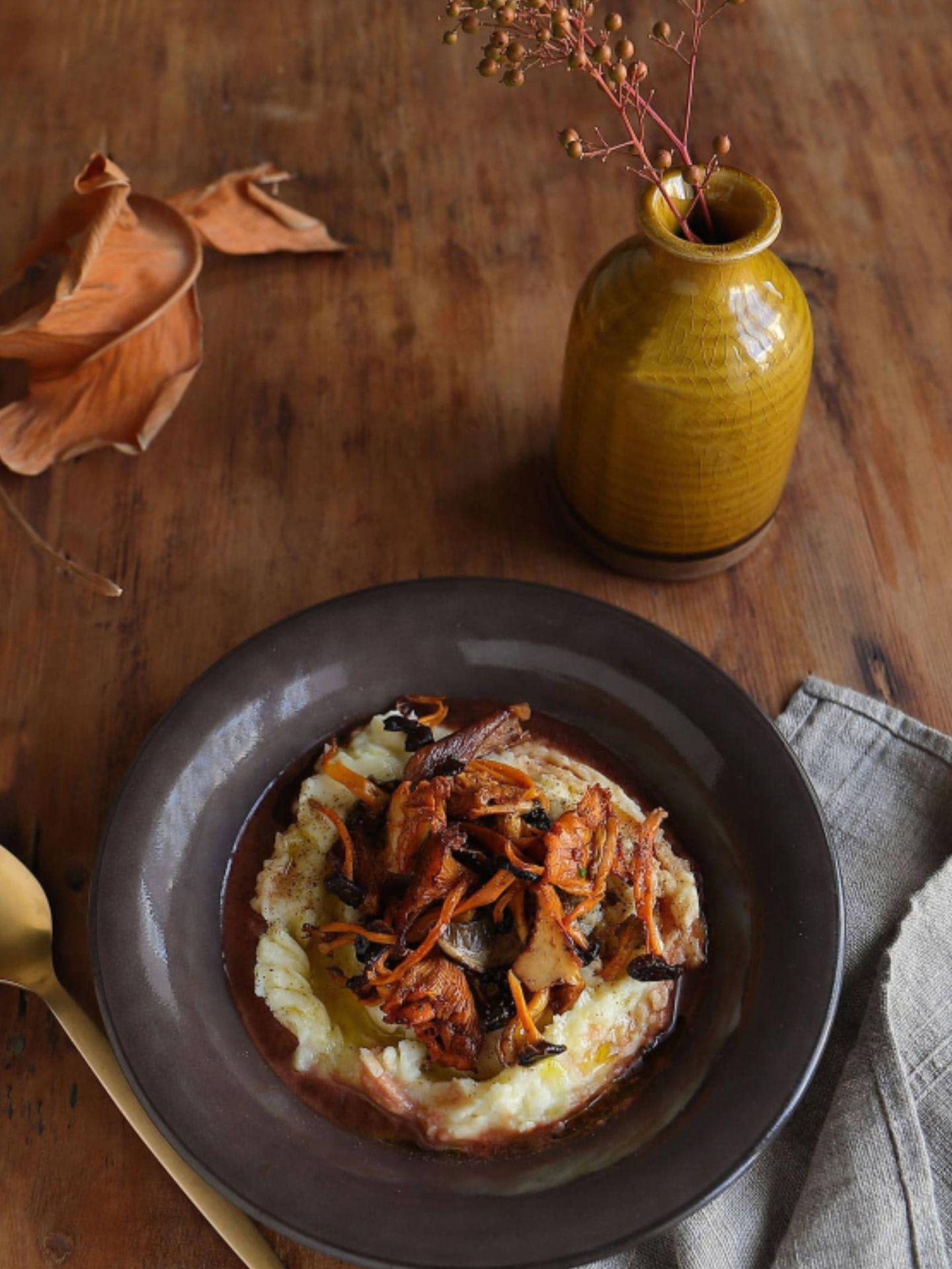 No solo decora tu mesa, Zara Home también te enseña deliciosas recetas de otoño. (Cortesía)