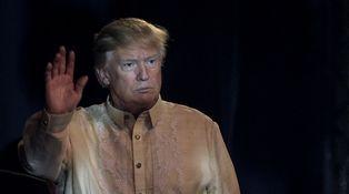 Primer año de Trump: luces y sombras