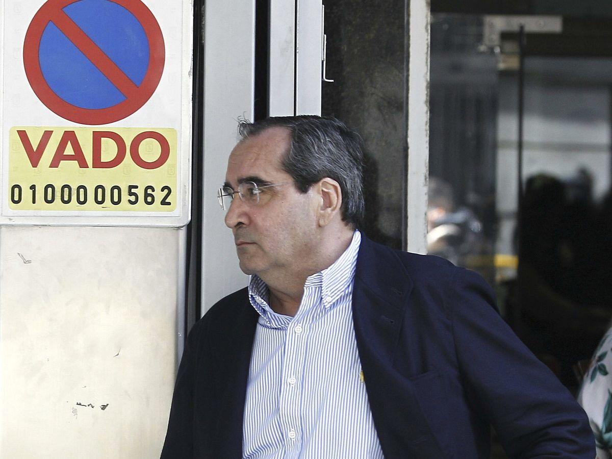 Foto: El empresario José Luis Martínez Parra. (EFE)