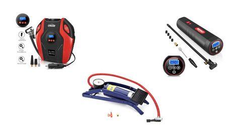 Las mejores bombas de aire para inflar ruedas, colchones o flotadores