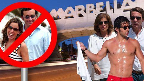 Tensión veraniega en el clan Aznar