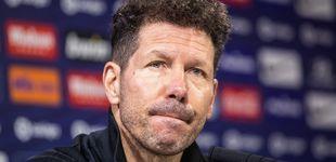 Post de Atlético-Liverpool: la 'cobardía' de Simeone y su fecha de caducidad