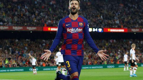 Gerard Piqué y el control que tiene dentro del FC Barcelona