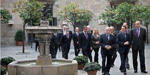 'Guerra' de cifras entre CiU y PSC a cuenta de las finanzas de la Generalitat