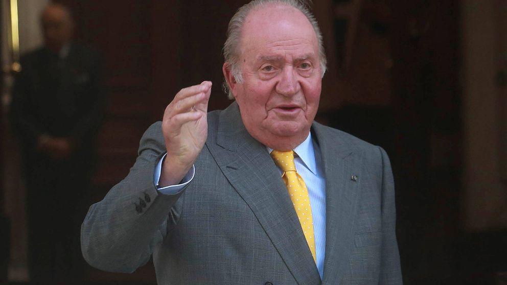 La elección de Emiratos Árabes cierra la puerta a una entrega de Juan Carlos I a Suiza
