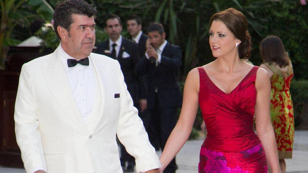 Foto: María Jesús Ruiz y Gil Silgado en una imagen de archivo. (Gtres)
