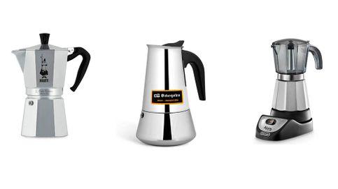 Las cinco mejores cafeteras italianas para hacer el café perfecto