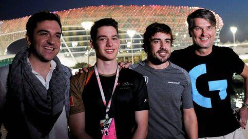 Alonso, de ídolo a jefe: así apostaron los pilotos de Fórmula 1 por los eSports