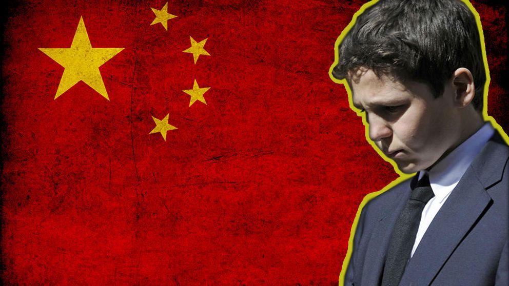 El supuesto ¡Tú cállate, puto chino! de Froilán, la comidilla en el país asiático