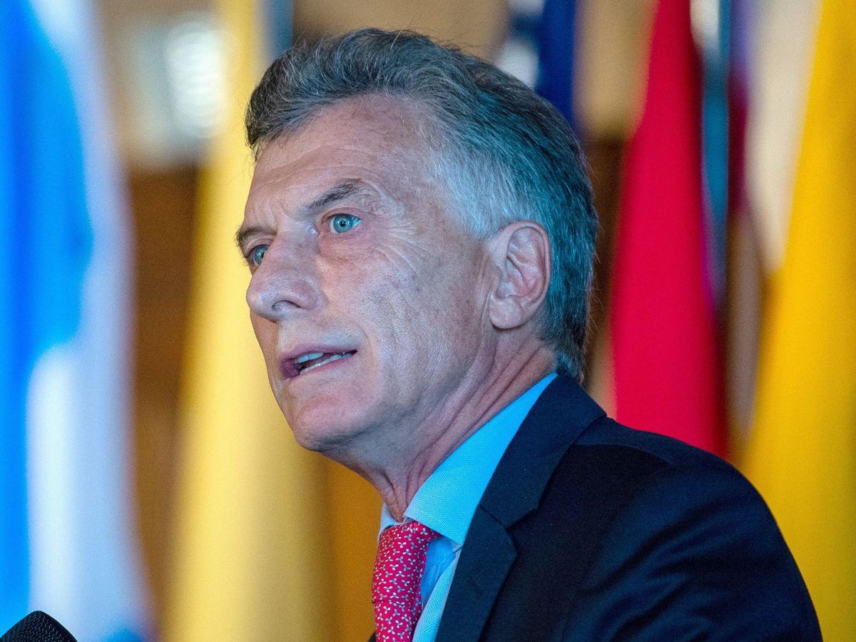 Foto: El expresidente de Argentina, Mauricio Macri. (EFE)