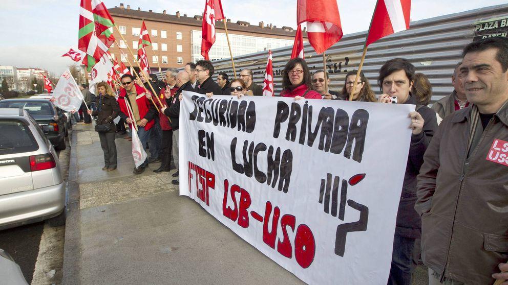 Un millar de antidisturbios protegen hoy las calles para - Trabajo desde casa madrid ensobrando ...