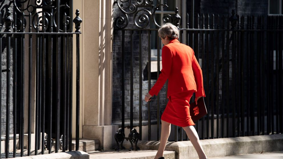 Las claves del discurso de Theresa May, en cinco frases