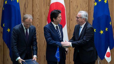 La UE cierra con Japón su mayor acuerdo de libre comercio hasta la fecha