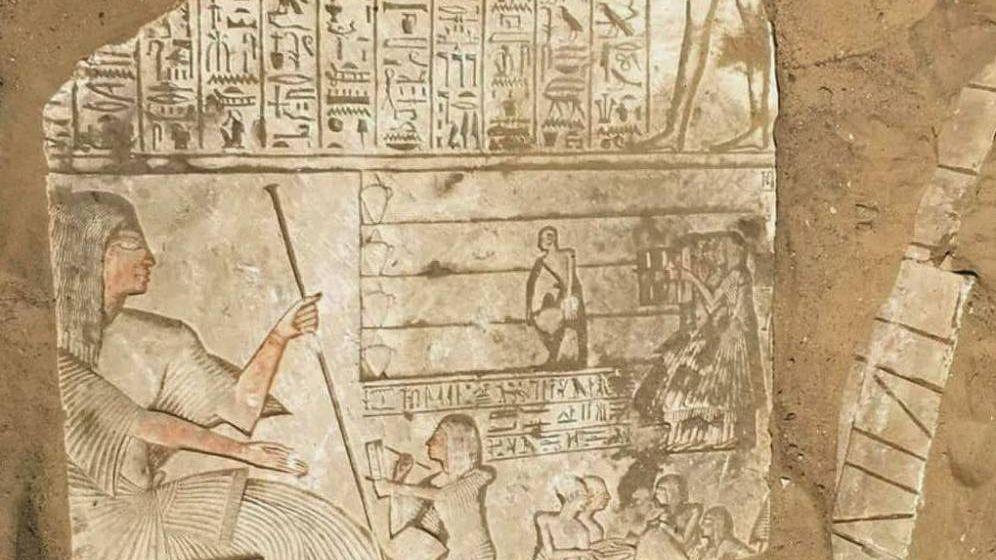 Foto: Foto de archivo: Ministerio de Antigüedades egipcias.