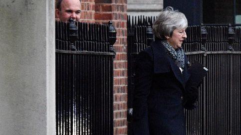May asegura que Londres y Bruselas quieren evitar la salvaguarda irlandesa