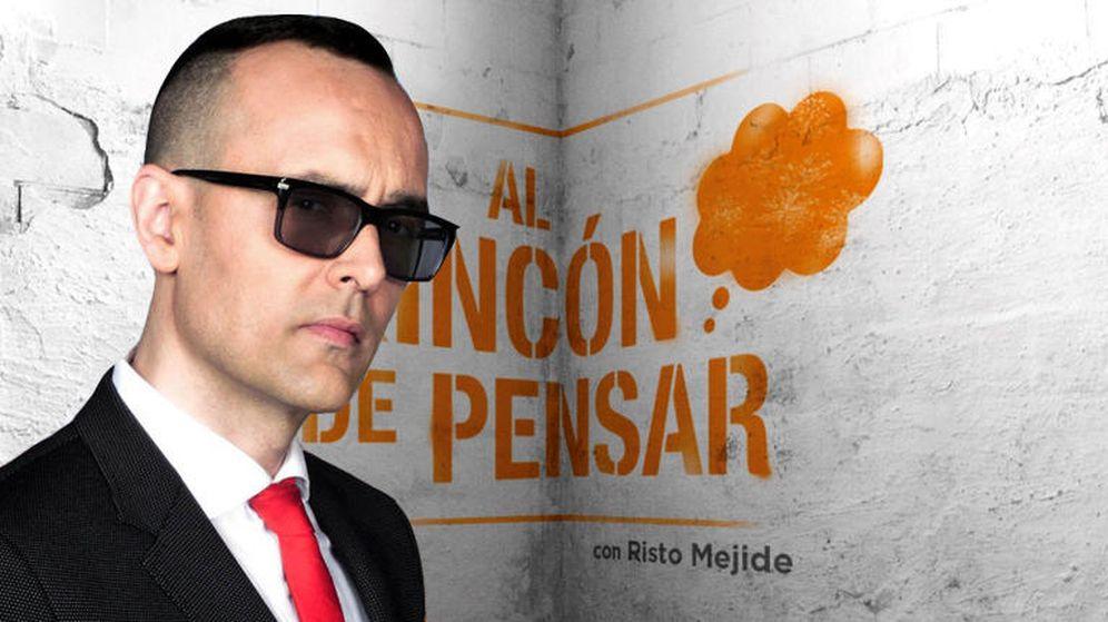 Foto: Twitter - Antena 3 manda a Risto Mejide 'Al rincón de pensar', su nuevo programa