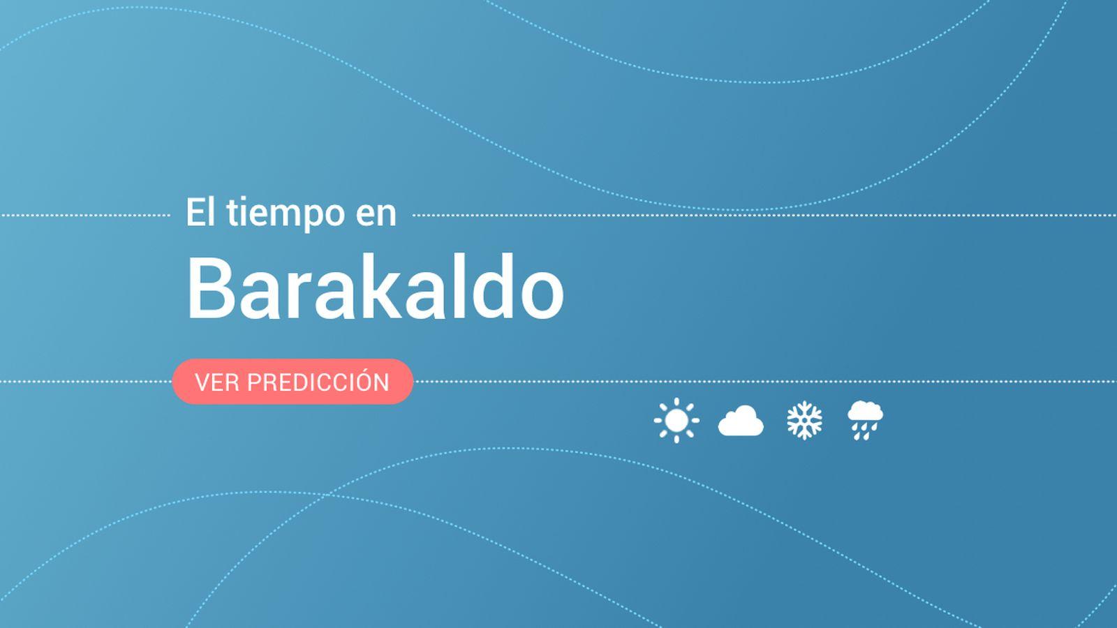 Foto: El tiempo en Barakaldo. (EC)