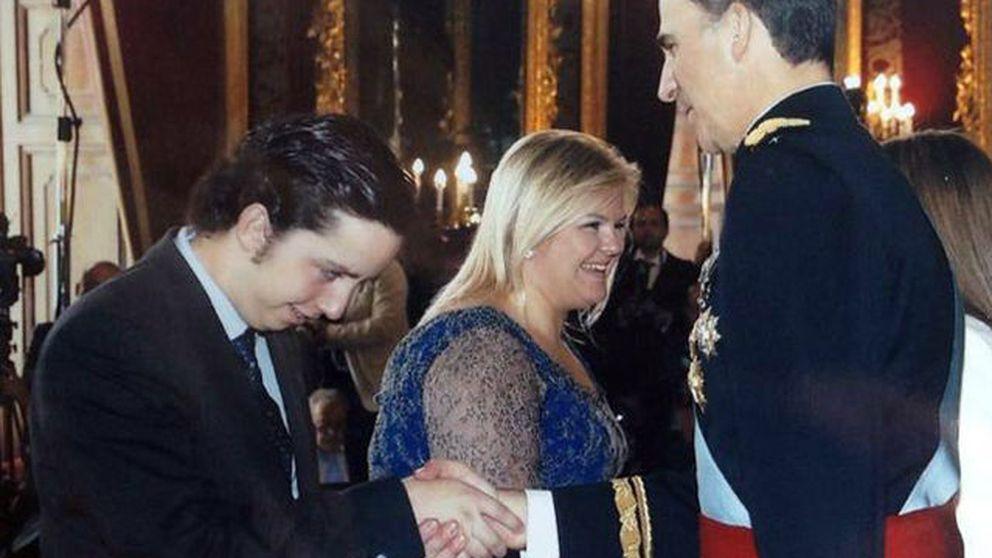 Nicolás se coló en la coronación de Felipe VI con el DNI de un amigo