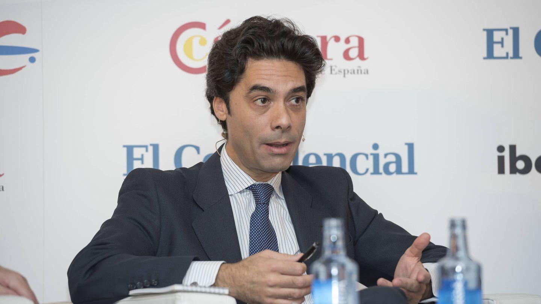 Rodrigo Madrazo, director general de Política Económica del Ministerio de Economía.