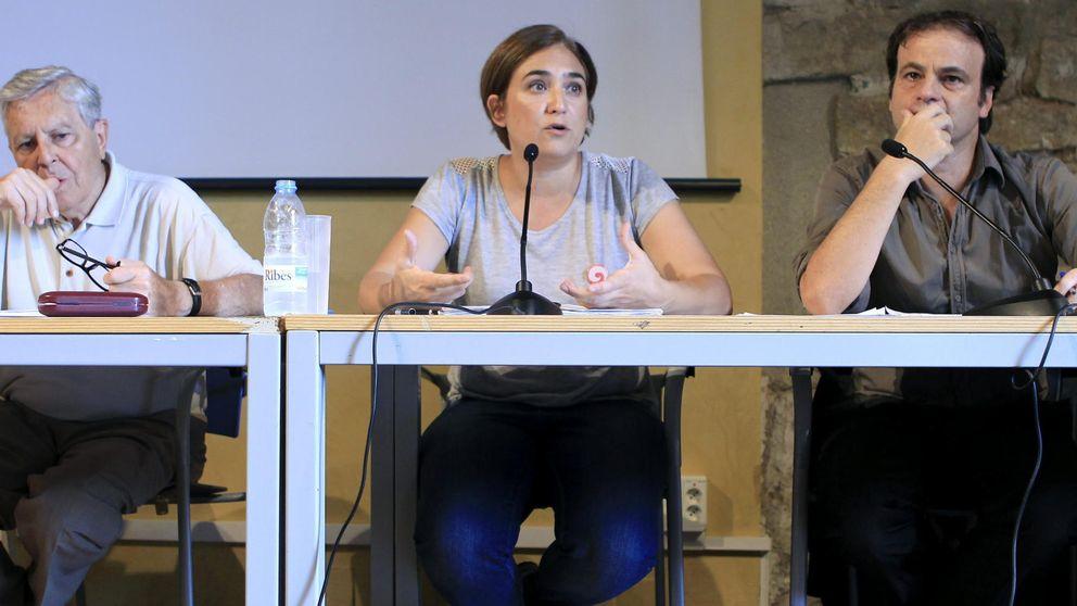 A Podemos se le empaña la estrategia municipal con Guanyem