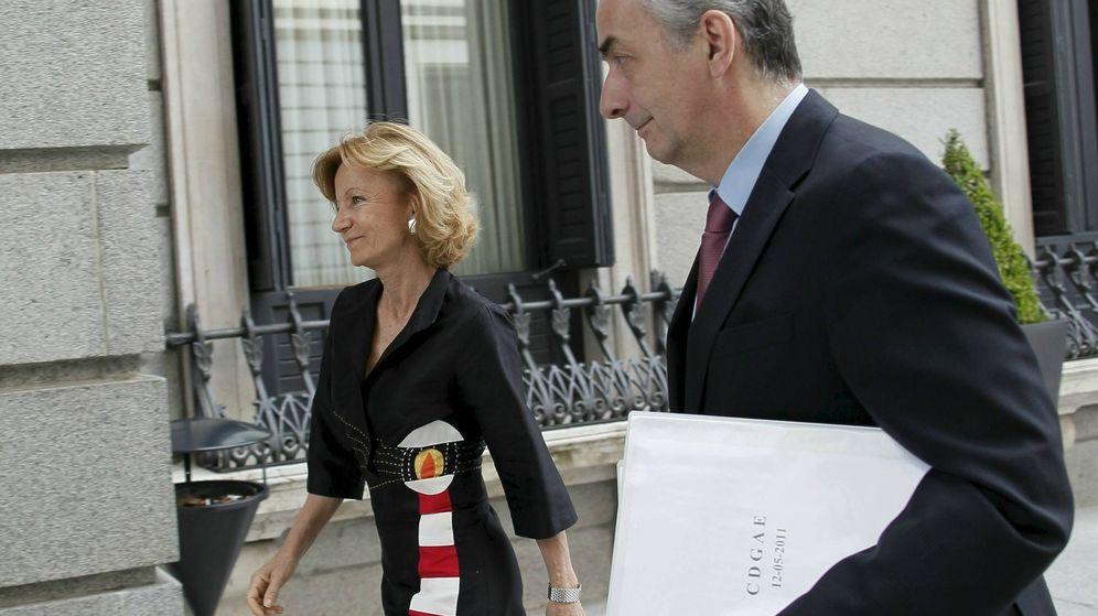 Foto: El secretario de Estado de Hacienda, Carlos Ocaña, en mayo de 2011. (EFE)