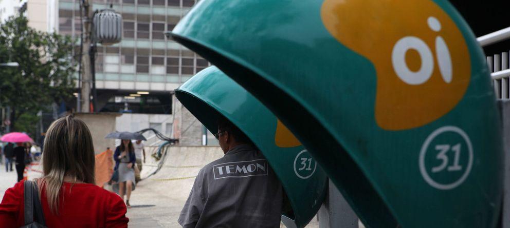 Foto: Oi anunció el pasado octubre sus negociaciones de fusión con Portugal Telecom