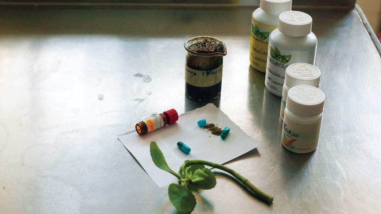 Un 20% de españoles cree en la homeopatía.... pero muchos dudan de la quimioterapia
