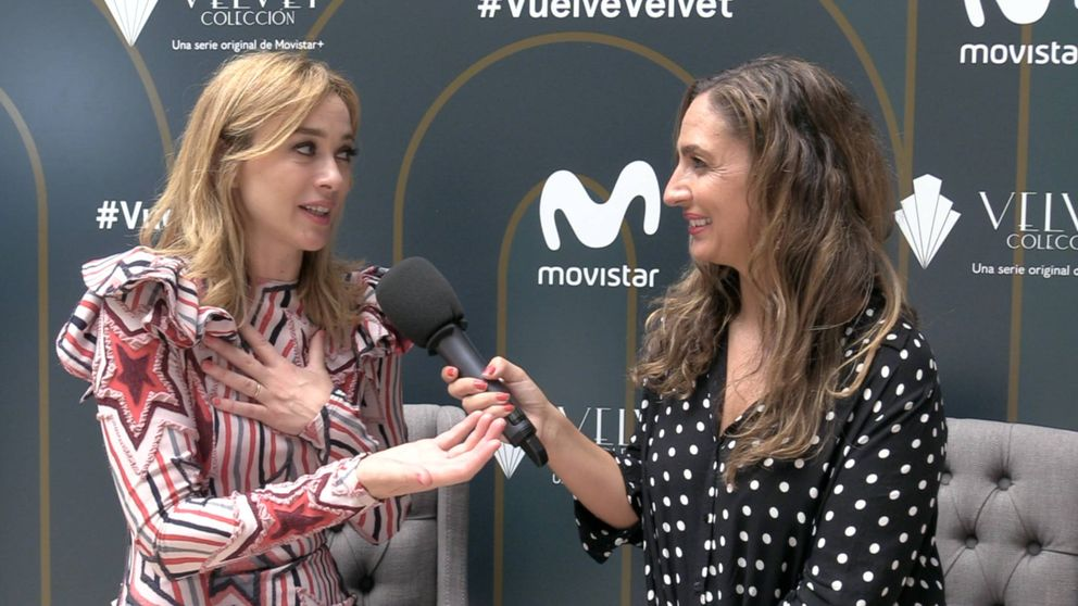 Marta Hazas sobre las críticas a Motos: Yo no querría hacer en 'El Hormiguero' nada diferente a lo que hago