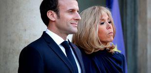 Post de Emmanuel y Brigitte Macron, dos años en el Elíseo: esplendor y caída de la pareja