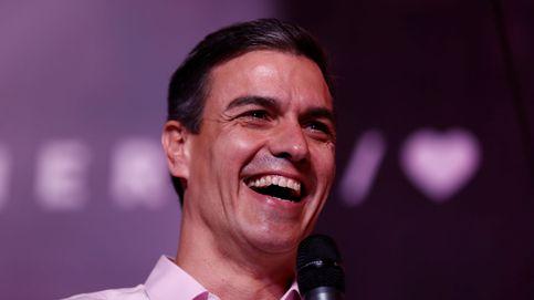 Valoración Pedro Sánchez de los resultados