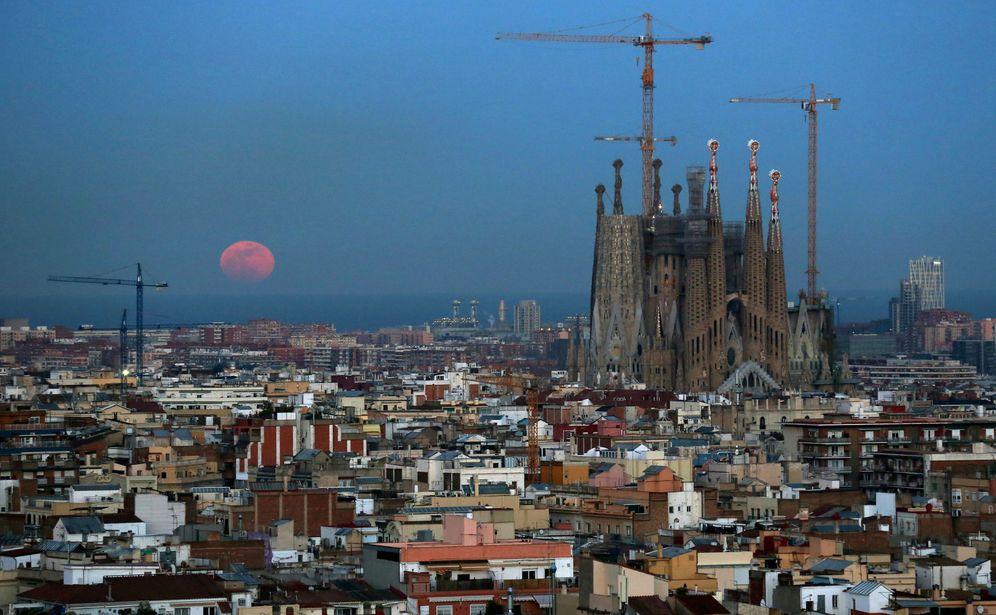 Foto: La Sagrada Familia (Reuters)