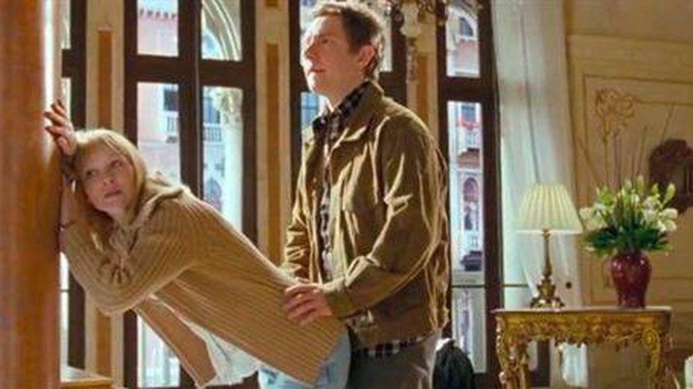 Foto: Fotograma de la película 'Love actually'.