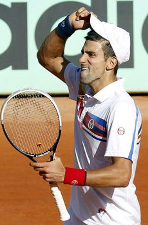 Djokovic vence a Gasquet y pasa a McEnroe