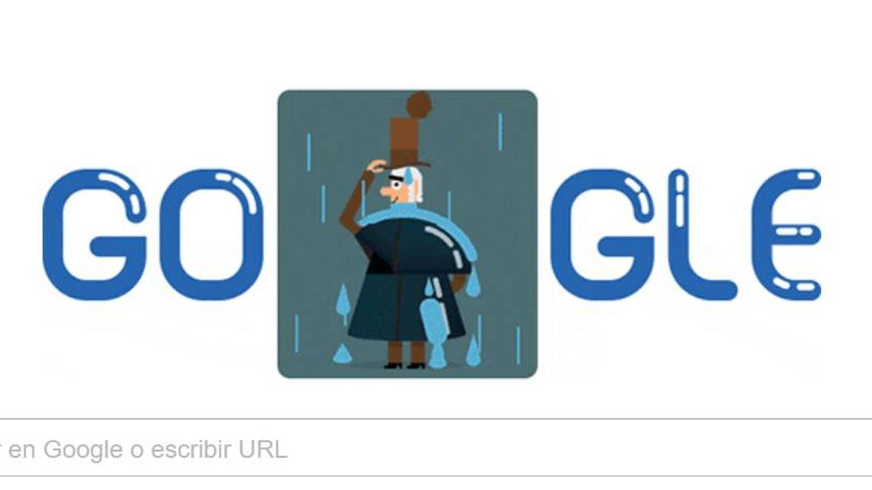 Charles Macintosh, el inventor del 'chubasquero' al que le llueve en Google