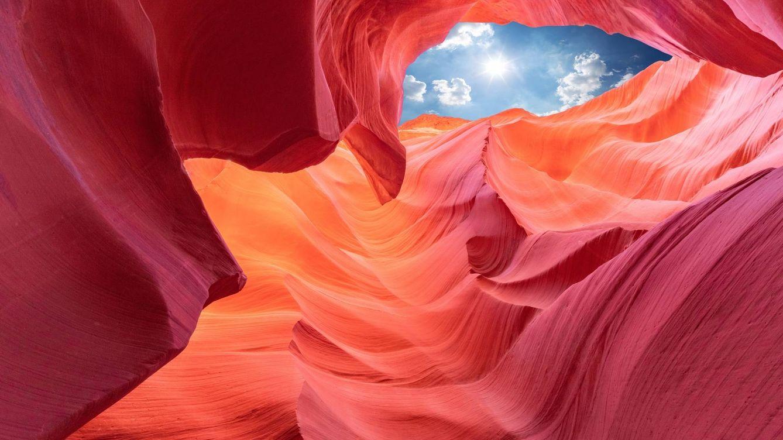 El Cañón del Antílope, el gran secreto de los navajos donde se teme a la lluvia