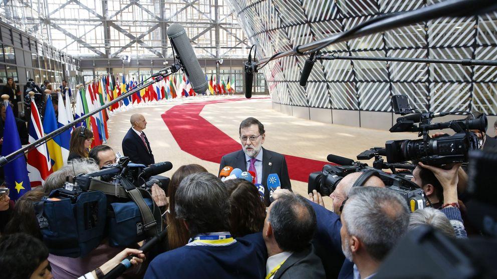 Rajoy se burla de Podemos: No voy a poner ninguna moción contra Iglesias