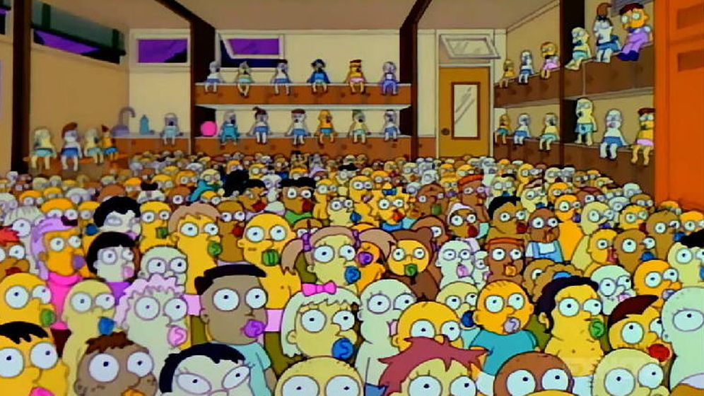 Foto: Imagen de los 'Simpson'